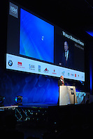 WORLD BUSINESS FORUM 2007 NELLA FOTO MICHAEL EISNER ECONOMIA MILANO 23/10/2007 FOTO MATTEO BIATTA<br /> <br /> WORLD BUSINESS FORUM 2007 IN THE PICTURE MICHAEL EISNER ECONOMY MILANO 23/10/2007 PHOTO BY MATTEO BIATTA