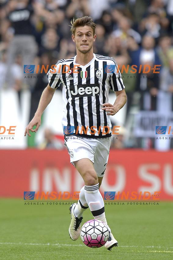 Daniele Rugani Juventus,<br /> Torino 17-04-2016, Juventus Stadium, Football Calcio 2015/2016 Serie A, Juventus - Palermo, Foto Filippo Alfero/Insidefoto