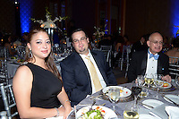 Emmy Jalilo, Jose Sardinas, and Ernesto Cuesta attend The Boys and Girls Club of Miami Wild About Kids 2012 Gala at The Four Seasons, Miami, FL on October 20, 2012