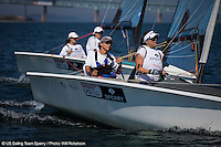 SKUDs in Newport, Olympic & Paralympic (August 2015)