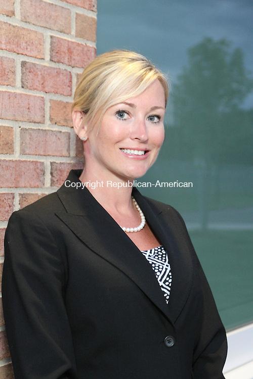 WATERTOWN, CT-25 June 2012-062512LW01-Bridget Carnemolla will be the new principal at Watertown High School. Laraine Weschler Republican-American