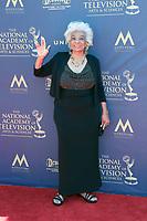 PASADENA - APR 30: Nichelle Nichols at the 44th Daytime Emmy Awards at the Pasadena Civic Center on April 30, 2017 in Pasadena, California