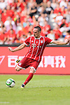 Bayern Munich Midfielder Franck Ribery in action during the 2017 International Champions Cup China match between FC Bayern and AC Milan at Universiade Sports Centre Stadium on July 22, 2017 in Shenzhen, China. Photo by Marcio Rodrigo Machado/Power Sport Images