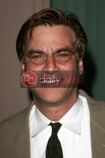 Aaron Sorkin<br />at &quot;An Evening With Studio 60 on the Sunset Strip&quot;. Leonard H. Goldenson Theater. North Hollywood, CA. 09-25-06<br />Dave Edwards/DailyCeleb.com 818-249-4998