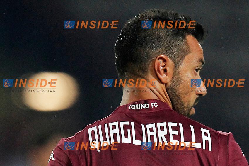 Fabio Quagliarella Torino, Torino 7-8-2014, Stadio Olimpico, Football Calcio 2014/2015 Europa League, Torino - Brommapojkarna, Foto Marco Bertorello/Insidefoto