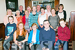 Eileen McMahon, Marion Park Tralee, celebrates her 60th Birthday with family and Friends at the Grand Hotel on Friday
