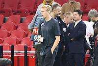 Julian Brandt (Deutschland Germany) - 13.10.2018: Niederlande vs. Deutschland, 3. Spieltag UEFA Nations League, Johann Cruijff Arena Amsterdam, DISCLAIMER: DFB regulations prohibit any use of photographs as image sequences and/or quasi-video.
