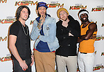 Gym Class Heroes attends the 102.7 KIIS FM'S Jingle Ball 2011 held at The Nokia Theater Live in Los Angeles, California on December 03,2011                                                                               © 2011 DVS / Hollywood Press Agency