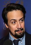 Lin-Manuel Miranda attends a screening of 'Mary Poppins Returns' hosted by The Cinema Society at SVA Theater on December 17, 2018 in New York City.
