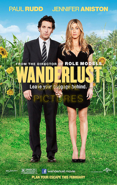 POSTER ART.in Wanderlust.*Filmstill - Editorial Use Only*.CAP/FB.Supplied by Capital Pictures.