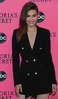NEW YORK, NY - DECEMBER 02: Grace Elizabeth attends the Victoria's Secret Viewing Party at Spring Studios on December 2, 2018 in New York City. <br /> CAP/MPI/JP<br /> &copy;JP/MPI/Capital Pictures