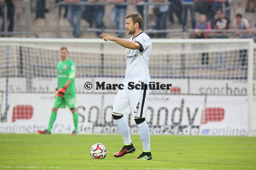 Marco Russ (Eintracht) - FSV Frankfurt vs. Eintracht Frankfurt, Frankfurter Volksbank Stadion
