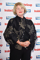 Annette Badland<br /> at the Inside Soap Awards 2016 held at the Hippodrome Leicester Square, London.<br /> <br /> <br /> ©Ash Knotek  D3157  03/10/2016