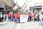 The St Patricks Day Parade in Drogheda 2019.<br /> Picture Fran Caffrey/ Newsfile