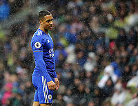 Leicester City's Youri Tielemans<br /> <br /> Photographer Rich Linley/CameraSport<br /> <br /> The Premier League - Burnley v Leicester City - Saturday 16th March 2019 - Turf Moor - Burnley<br /> <br /> World Copyright © 2019 CameraSport. All rights reserved. 43 Linden Ave. Countesthorpe. Leicester. England. LE8 5PG - Tel: +44 (0) 116 277 4147 - admin@camerasport.com - www.camerasport.com
