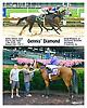 Dennis' Diamond winning at Delaware Park on 7/15/17