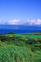 Kapalua Plantation, No. 18, Kapalua, Maui.  Architect: Crenshaw and Coore