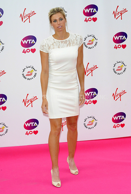 WWW.ACEPIXS.COM<br /> <br /> US Sales Only<br /> <br /> June 20 2013, London<br /> <br /> Andrea Hlavackova at the Pre-Wimbledon Party at Kensington Roof Gardens on June 20 2013 in London <br /> <br /> By Line: Famous/ACE Pictures<br /> <br /> <br /> ACE Pictures, Inc.<br /> tel: 646 769 0430<br /> Email: info@acepixs.com<br /> www.acepixs.com