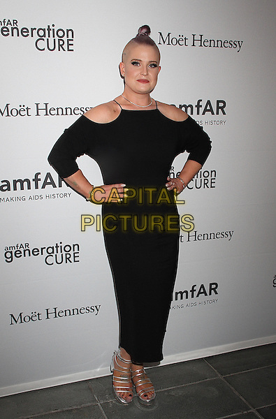 NEW YORK, NY - JUNE 21: Kelly Osbourne attends amfAR generationCURE 5th Annual SOLSTICE event in New York, New York on June 21, 2016.  <br /> CAP/MPI/RMP<br /> &copy;RMP/MPI/Capital Pictures