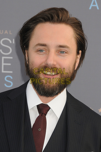 17 January 2016 - Santa Monica, California - Vincent Kartheiser. 21st Annual Critics' Choice Awards - Arrivals held at Barker Hangar. <br /> CAP/ADM/BP<br /> &copy;BP/ADM/Capital Pictures