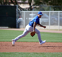 Alfonso Rivas - Chicago Cubs 2020 spring training (Bill Mitchell)