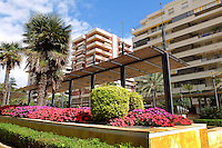 Avenida del Mar, Marbella, Spain, October, 2015, 201510131710<br />
