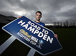 Lee Wallace looking ahead to the Scottish Cup match at Tannadice