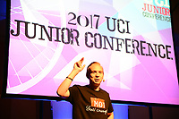 UCI Junior Conference - 22 Sept 2017