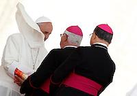 20130626 VATICANO: UDIENZA GENERALE DI PAPA FRANCESCO