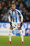 Thomas Ince of Huddersfield Town  during the premier league match at the John Smith's Stadium, Huddersfield. Picture date 12th December 2017. Picture credit should read: Simon Bellis/Sportimage