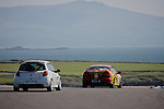 Ashley Davies/Paul Abercrombie - Meridian Motorsport Renault Clio Cup