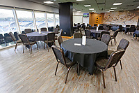 Penderyn Lounge prior to the Sky Bet Championship match between Swansea City and Bristol City at the Liberty Stadium, Swansea, Wales, UK. Saturday 25 August 2018