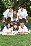 Stefanie Dunham Family Portrait
