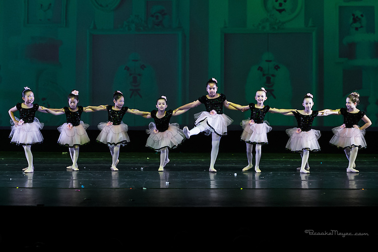 """Sunday Evening Performance """"Anastasia"""", the 2016 Annual Recital by the Cary Ballet Conservatory."""