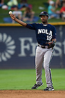 Gonzalez, Andy 3231.jpg.  PCL baseball featuring the New Orleans Zephyrs at Round Rock Express  at Dell Diamond on June 19th 2009 in Round Rock, Texas. Photo by Andrew Woolley.