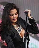 Maite Perroni  en  concierto Exa 2013