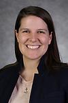 Elaina Mack, Associate Director, Kellstadt Graduate School of Business, Driehaus College of Business, DePaul University, is pictured Feb. 19, 2019. (DePaul University/Jeff Carrion)