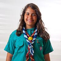 Scout from Venezuela. Photo: Jonas Elmqvist
