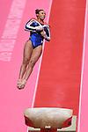 World Championships Gymnastics Individual Apparatus Finals  2015 SSE Hydro Arena. ,Ellie Downie