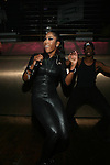 Sevyn Streeter Performs at 135th Street Agency Holiday Party Featuring the Beautiful Textures 2014 Upfront! And Special Performance by Atlantic Records' Sevyn Streeter Hosted by Angela Yee, Angela Simmons and Sway Calloway Held at Arena, NY
