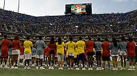 Opening celebration of the US Open..International Tennis - US Open - Day 1 Mon 31 Aug 2009 - USTA Billie Jean King National Tennis Center - Flushing - New York - USA ..Frey,  Advantage Media Network, Barry House, 20-22 Worple Road, London, SW19 4DH