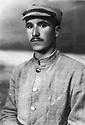 Turquie 1943.Iskanderun: Hassam Heddine, fils de sheikh Mehdi, en soldat.Turkey 1943.Iskanderun: Hassam Heddine, son of sheikh Mehdi, in the army