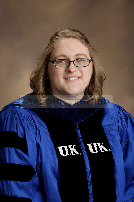 Moore, Stephanie photographed during the Feb/Mar, 2013, Grad Salute in Lexington, Ky.