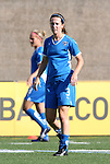 12 July 2009: Boston's Kelly Schmedes. Sky Blue FC defeated the Boston Breakers 2-1 at Harvard Stadium in Cambridge, Massachusetts in a regular season Women's Professional Soccer game.