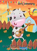 Alfredo, CUTE ANIMALS, LUSTIGE TIERE, ANIMALITOS DIVERTIDOS, paintings+++++,BRTOSKNB00081,#ac#, EVERYDAY,cow