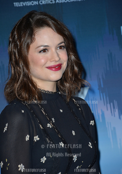 Conor Leslie at the Fox Winter TCA 2017 All-Star Party at the Langham Huntington Hotel, Pasadena, USA 11th January  2017<br /> Picture: Paul Smith/Featureflash/SilverHub 0208 004 5359 sales@silverhubmedia.com