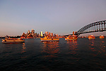Rosman Ferries, vessels from the Sydney Heritage Fleet, trawlers and large luxury cruisers..All five Rosman vessels are Australian registered ships, purpose built for Rosman to use as function vessels on Sydney Harbour. The ships are constructed from timber, which gives a sense of traditional charm, unattainable with today's modern construction materials..For formal occasions or for the party of a lifetime, there could be no better place to entertain than on Sydney Harbour aboard a Rosman Ferry.  Rosman prides itself on ensuring that its vessels are meticulously maintained to the highest standards.