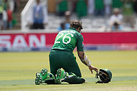 Imam-ul-Haq (Pakistan) following his century during Pakistan vs Bangladesh, ICC World Cup Cricket at Lord's Cricket Ground on 5th July 2019
