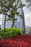 Edificio Sao Paulo Corporate Towers, Bairro Vila Olimpia, Sao Paulo. 2018. Foto de Juca Martins.