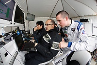 5-8 January, 2017, Daytona Beach, Florida USA<br /> Austin Cindric, Lexus Engineer<br /> ©2017, Michael L. Levitt<br /> LAT Photo USA